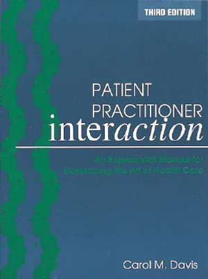 Cover of Patient Practitioner Interaction