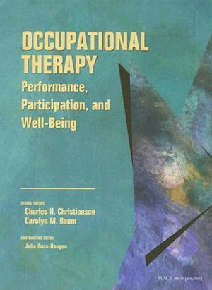 Cover of Occupational Therapy