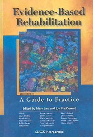 Cover of Evidence-based Rehabilitation