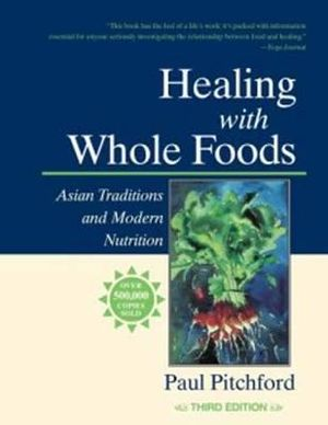 Cover of Healing with Whole Foods
