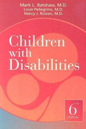 Cover of Children with Disabilities