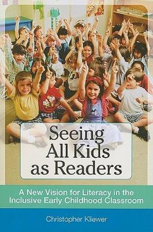 Cover of Seeing all kids as readers