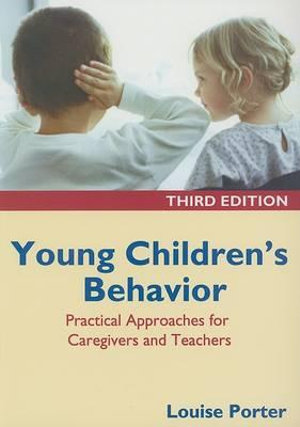Cover of Young Children's Behaviour