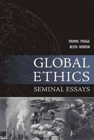Cover of Global Ethics