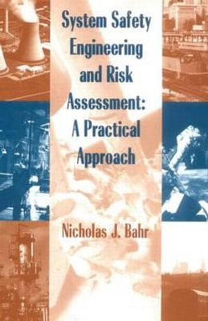 Cover of System Safety Engineering And Risk Assessment