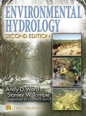 Cover of Environmental Hydrology, Second Edition