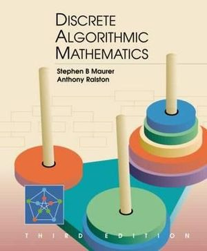 Cover of Discrete Algorithmic Mathematics, Third Edition