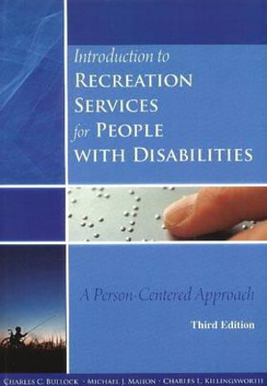 Cover of Introduction to Recreation Services for People with Disabilities