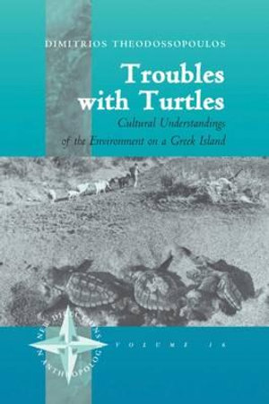 Cover of Troubles with Turtles