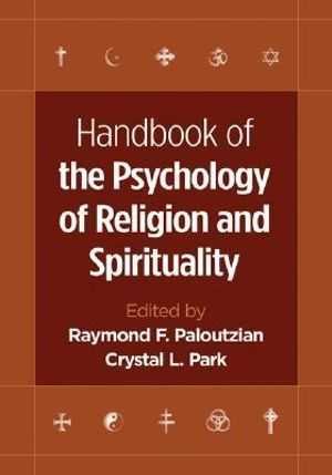 Cover of Handbook of the Psychology of Religion and Spirituality