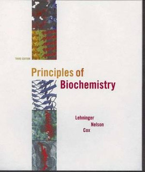 Cover of Principles of Biochemistry
