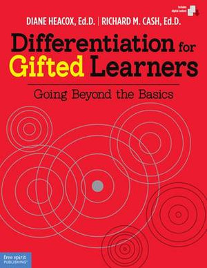 Cover of Differentiation for Gifted Learners