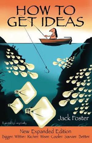 Cover of How to Get Ideas 2/e