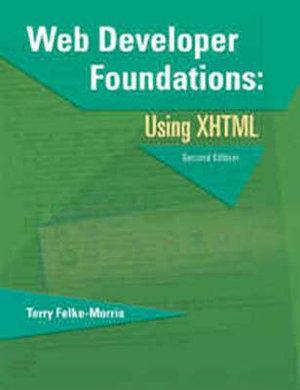 Cover of Web Developer Foundations