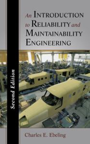Cover of An Introduction to Reliability and Maintainability Engineering