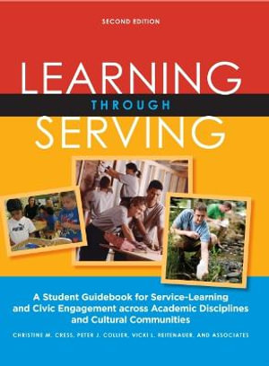 Cover of Learning Through Serving