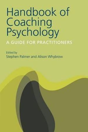 Cover of Handbook of Coaching Psychology