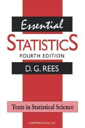 Cover of Essential Statistics, Fourth Edition