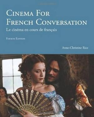 Cover of Cinema for French Conversation