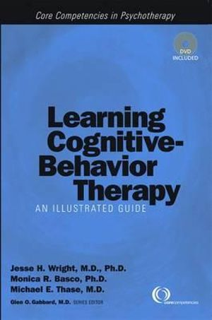 Cover of Learning Cognitive-behavior Therapy