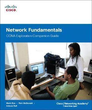Cover of Network Fundamentals, CCNA Exploration Companion Guide