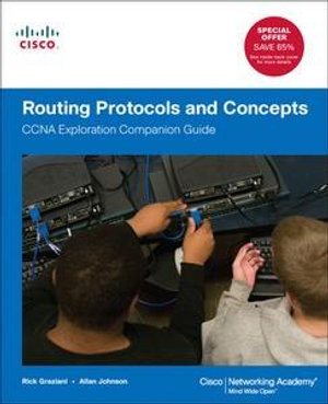 Cover of Routing Protocols and Concepts