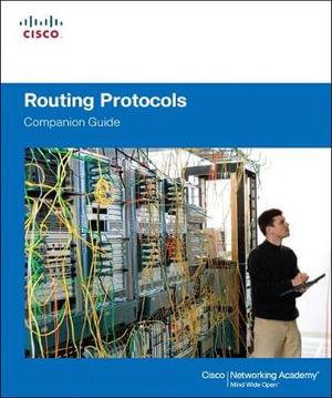 Cover of Routing Protocols Companion Guide