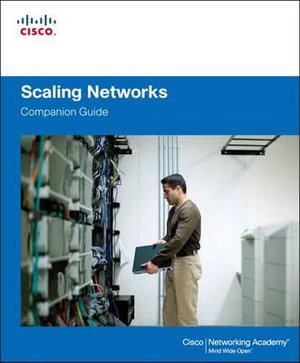Cover of Scaling Networks Companion Guide