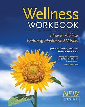 Cover of Wellness Workbook 3Rd Ed, The