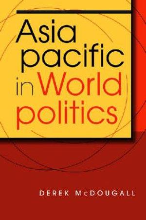 Cover of Asia Pacific in world politics