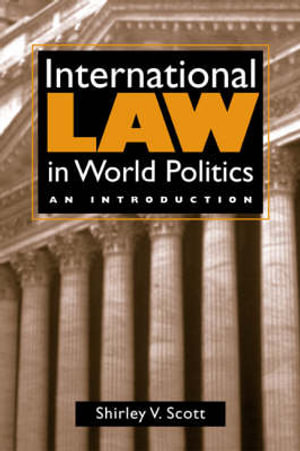 Cover of International Law in World Politics