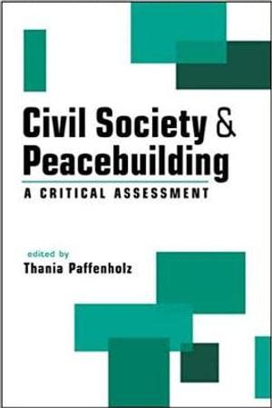 Cover of Civil society & peacebuilding