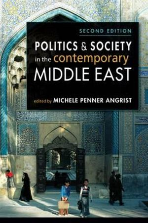 Cover of Politics & Society in the Contemporary Middle East