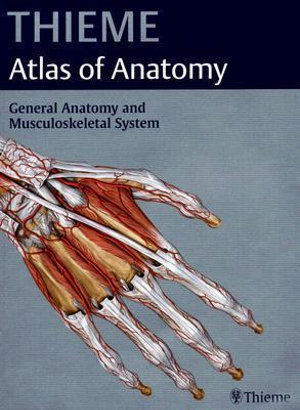 Cover of Thieme Atlas of Anatomy