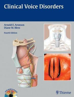 Cover of Clinical Voice Disorders
