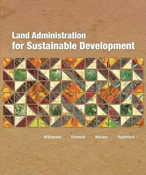 Cover of Land Administration for Sustainable Development