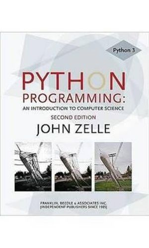 Cover of Python Programming