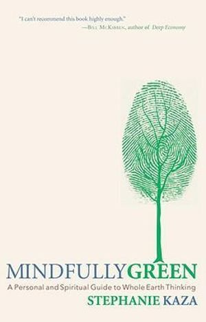 Cover of Mindfully Green