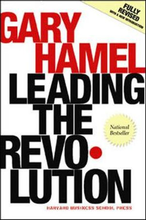 Cover of Leading the Revolution