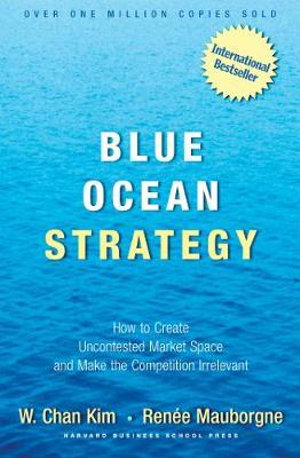 Cover of Blue Ocean Strategy