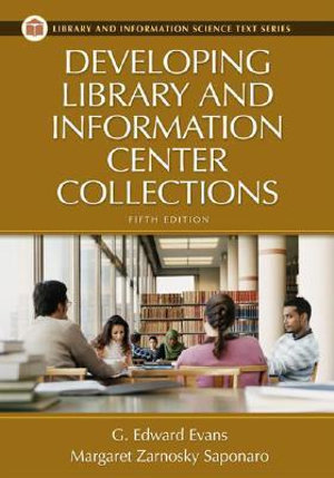 Cover of Developing Library and Information Center Collections