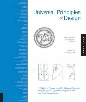 Cover of Universal Principles of Design, Revised and Updated
