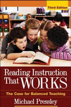Cover of Reading Instruction that Works