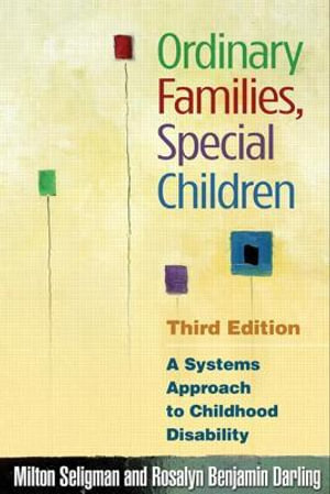 Cover of Ordinary Families, Special Children