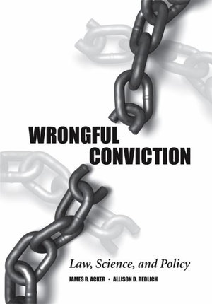 Cover of Wrongful Conviction