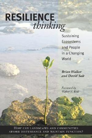 Cover of Resilience Thinking