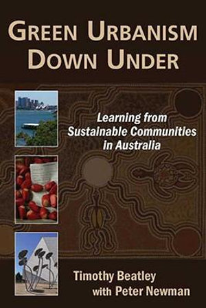 Cover of Green Urbanism Down Under