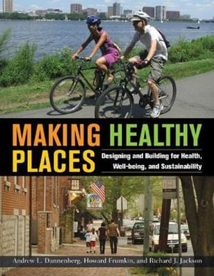 Cover of Making Healthy Places