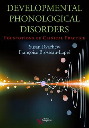 Cover of Developmental Phonological Disorders
