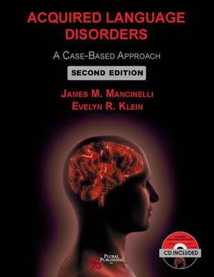 Cover of Acquired Language Disorders